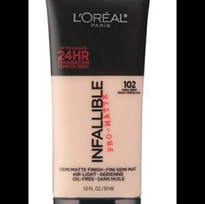 Loreal - shell beige